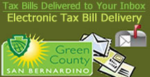Electronic Tax Bill Delivery - Click Here to Learn More